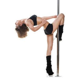 Barra de Pole Dance para casa