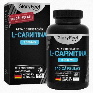 Cápsulas L Carnitina quemagrasas